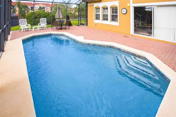 Villa Golden Dew in Florida