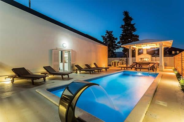 Villa Grad in Croatia