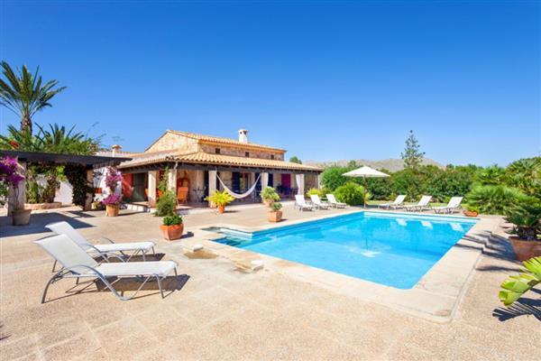 Villa Gran Huerto in Illes Balears