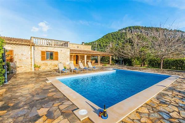 Villa Granoters in Mallorca