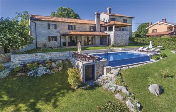 Villa Greda in Općina Tinjan