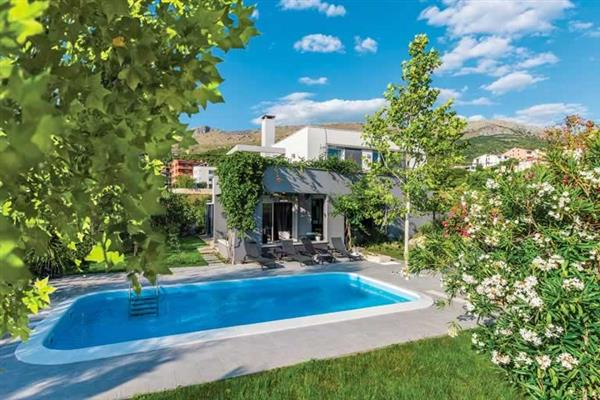 Villa Green Oasis in Croatia