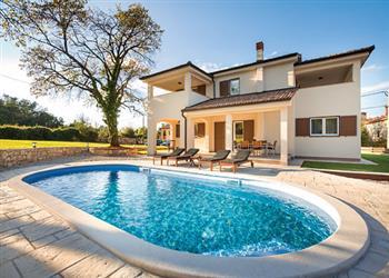 Villa Guida in Croatia