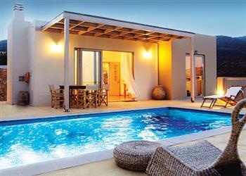 Villa Gulf View II in Crete