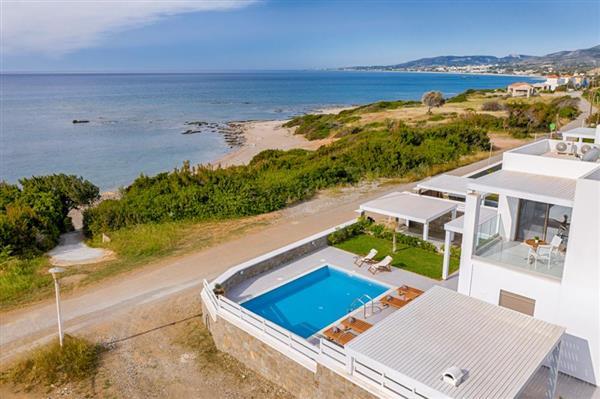 Villa Halie in Southern Aegean