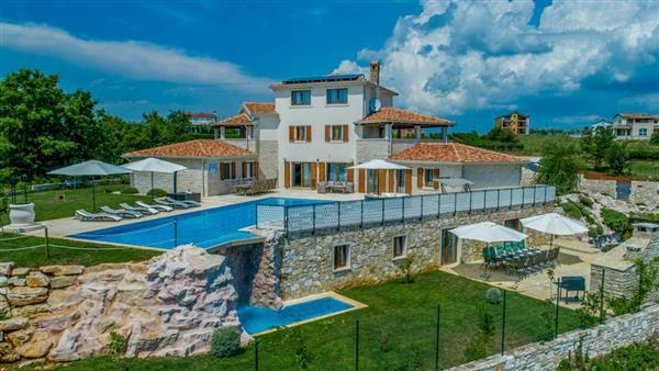 Villa Harlequin in Općina Brtonigla