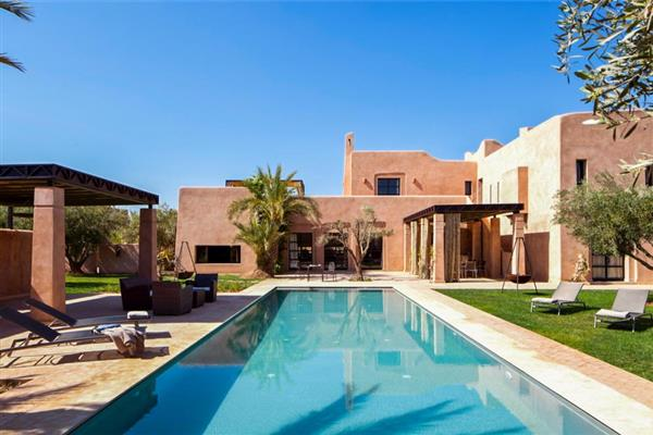 Villa Hasna in Marrakech
