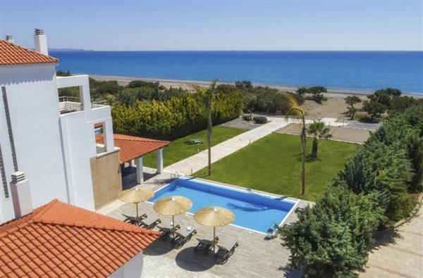 Villa Hassia in Southern Aegean