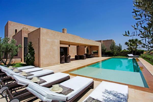Villa Hayat in Marrakech