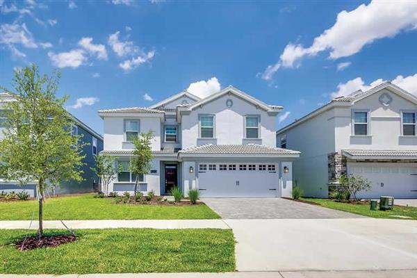 Villa Hazard street in Florida