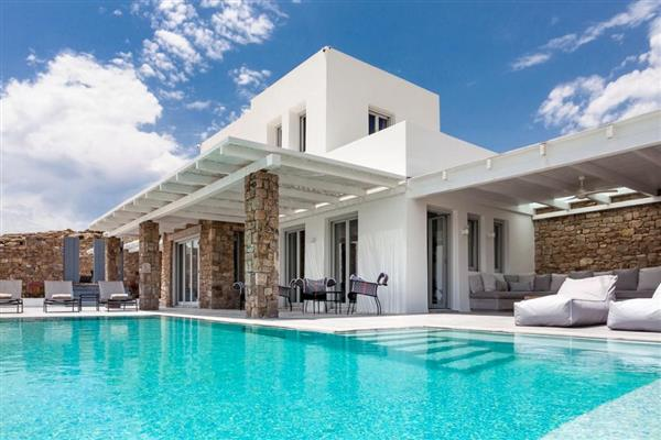 Villa Heber in Southern Aegean