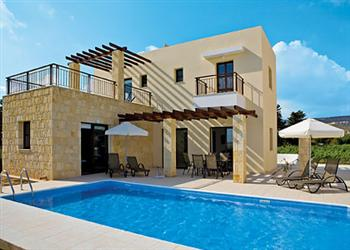 Villa Helena, Coral Bay, Cyprus With Swimming Pool