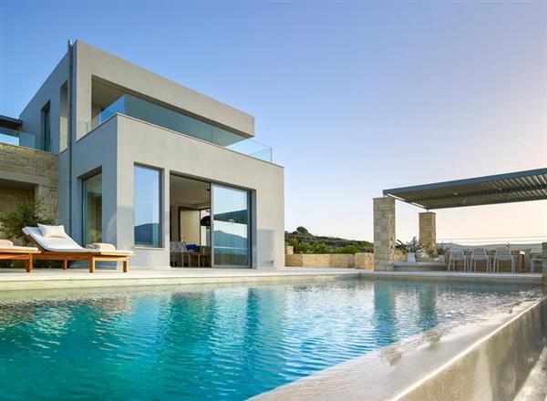 Villa Helios in Crete