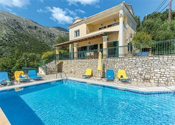 Villa Hellena in Corfu