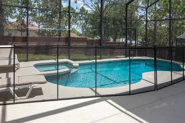 Villa Henley, Westhaven, Orlando - Florida With Swimming Pool