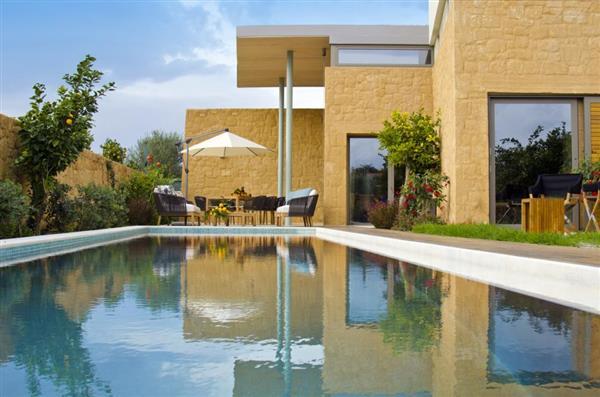 Villa Hera in Crete