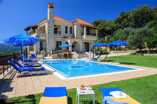 Villa Hermes in Crete