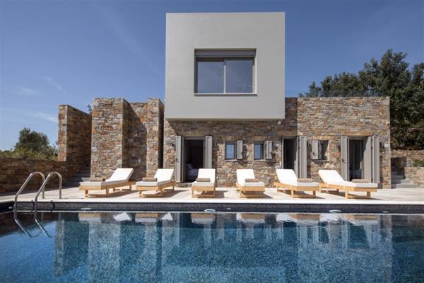 Villa Hermione in Crete