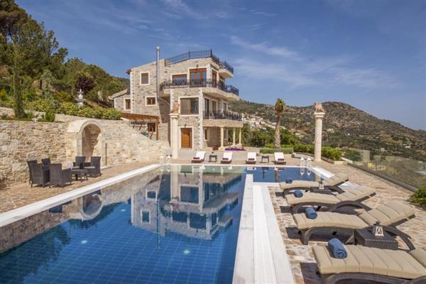 Villa Hesperos in Crete
