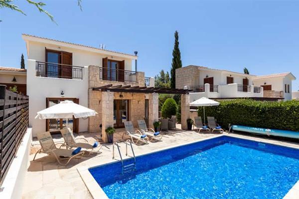 Villa Hestiades Green Junior 17, Aphrodite Hills, Cyprus