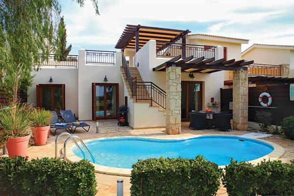 Villa Hestiades Green Junior 26 in Cyprus