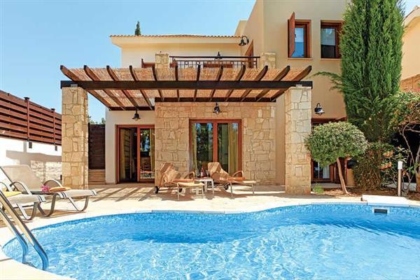 Villa Hestiades Green Junior 36, Aphrodite Hills, Cyprus With Swimming Pool