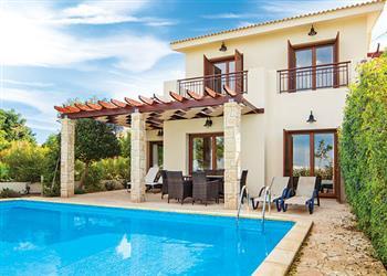 Villa Hestiades Green Junior 8, Aphrodite Hills, Cyprus With Swimming Pool