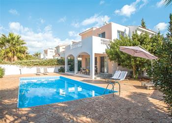 Villa Hibiscus in Cyprus