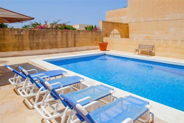 Villa Higeri in Gozo