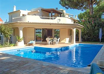 Villa Hilton in Vilamoura, Algarve - Portugal sleeps 8