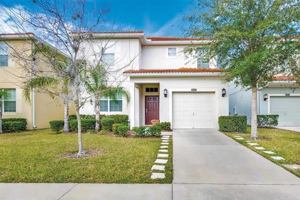 Villa Hitchcock, Paradise Palms, Orlando - Florida With Swimming Pool