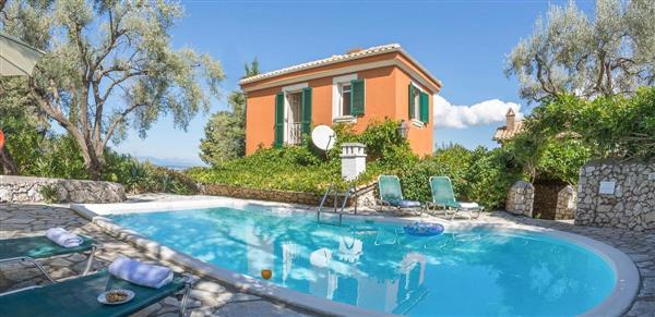 Villa Hodos in Ionian Islands