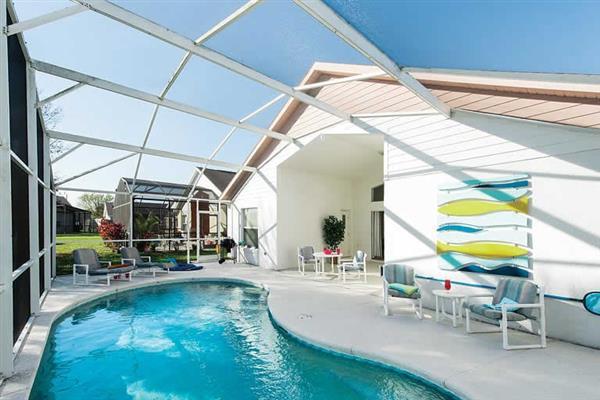 Villa Honey Pot, Disney Area and Kissimmee, Orlando - Florida With Swimming Pool