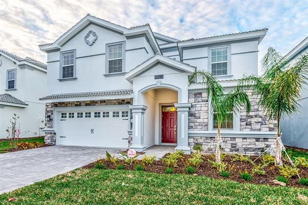 Villa Honeydew, Champions Gate, Orlando - Florida With Swimming Pool