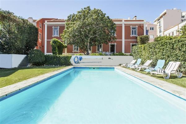 Villa Horaciala in Sesimbra