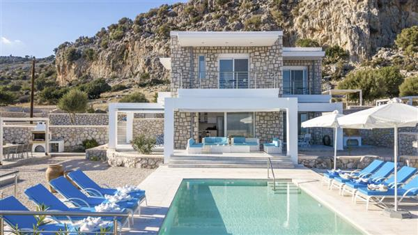 Villa Horatio in Southern Aegean