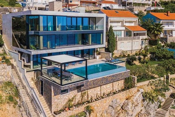 Villa Horizon in Croatia