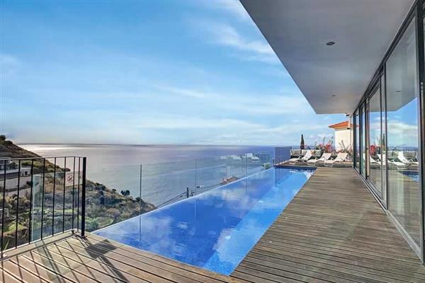 Villa Horizon in Portugal