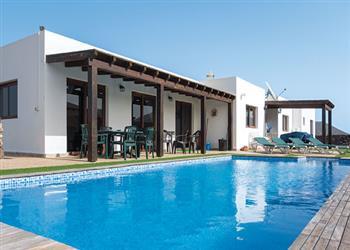 Villa Horizonte in Fuerteventura