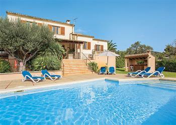 Villa Hostalet in Mallorca
