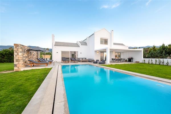 Villa Hygeia in Southern Aegean