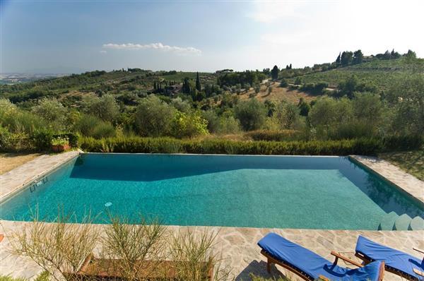 Villa I Monti in Provincia di Siena