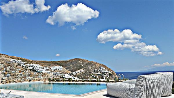 Villa Iacob in Southern Aegean
