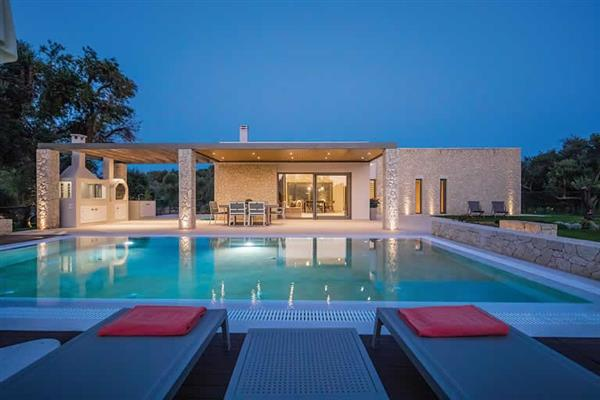 Villa Ianira in Corfu