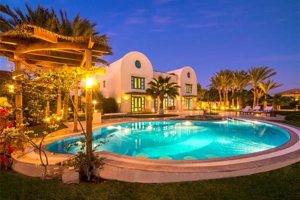 Villa Ibis Blue Lagoon from James Villas