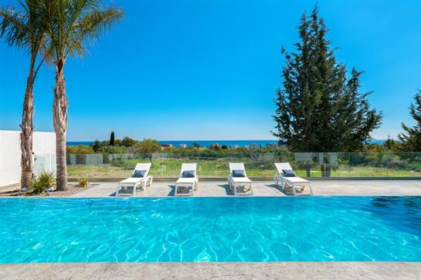 Villa Ibiscus in Rhodes