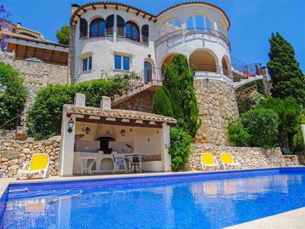 Villa Idonia in Alicante