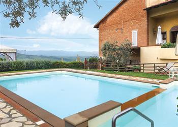 Villa Il Glicine in Italy