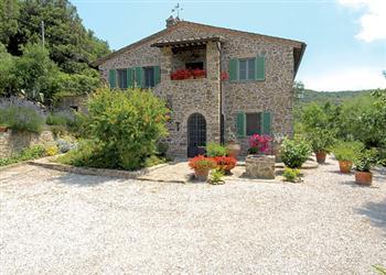 Villa Il Mandorlo in Italy