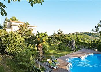 Villa Il Pino in Italy